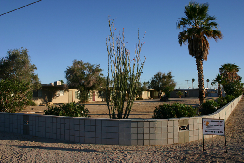 Cactus Villas  Palms