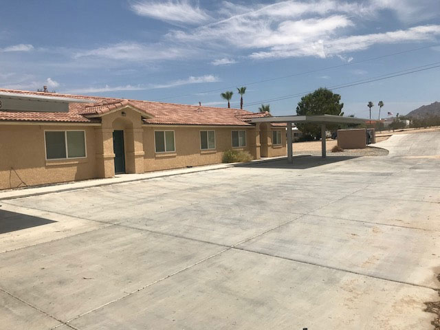 Rental on Desert Trail Drive