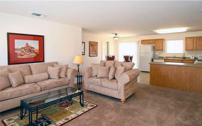 Twentynine Palms Home for Rent & Extended Stay